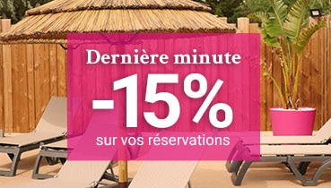 Promo camping 15 aout